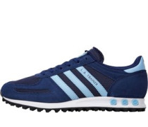 adidas Originals Mens LA Trainer Blue