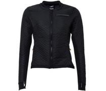 adidas Womens Adistar Ultrasonic Climalite Running Jacket Black