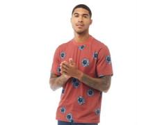 Yandell T-Shirt Blutorange