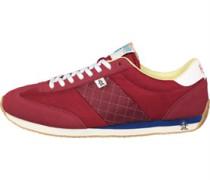 Original Penguin Herren Alpha Sneakers Rot