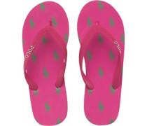 Mädchen Camino Zehentrenner Pink