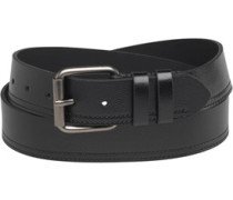 Ben Sherman Mens Casual Roller Belt Black