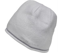 Mens Coldgear Infrared Embossed Beanie Steel Grey