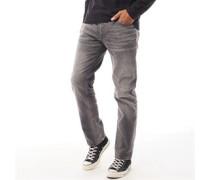Clark Original JOS 183 Jeans mit geradem Bein Grau