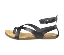 Blowfish Damen Gill Sandalen Schwarz