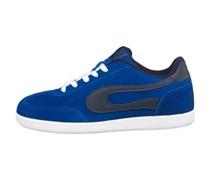 Duffs Herren Skate Sneakers Blau