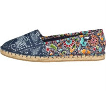 Rocket Dog Damen Temple Dream Catcher Frida Floral Espadrille Mehrfarbig
