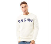 Raw Sweatshirt Creme