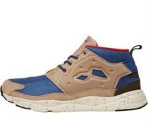 Herren Furylite Chukka Seasonal Outdoor Sneakers Dunkelblau