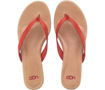 Damen Allaria II Exotic Zehentrenner Orange