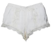 Vila Womens Mara 2 Side Lace Panties Pristine