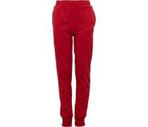 Jungen Classic Jogginghose Rot