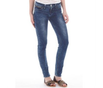 Levi's Damen Revel Low Demi Curve Sifted Skinny Jeans Sifted