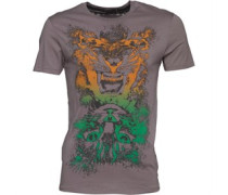 Herren Envy Graphic T-Shirt Grau