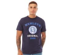 Farfeild T-Shirt Dunkelnavy