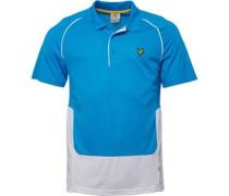 Newstead Polohemd Blau