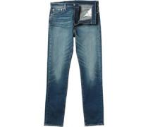 Herren 510 Skinny Jeans Verblasstes Blau