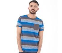 Herren Lima T-Shirt Blau