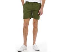 Herren Culver Chino Shorts Grün