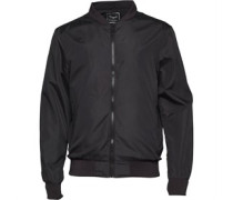 Brave Soul Herren Sanjay Harrington Harrington Jacke Schwarz
