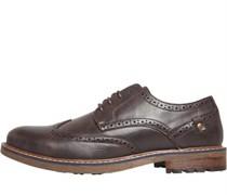 Brooklyn Brogue Schuhe Dunkel