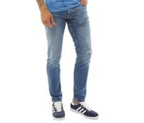 Glenn Org Jos 688 Jeans in Slim Passform Mittel