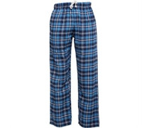 Kangaroo Poo Herren PJ Pyjama Hosen Kariert