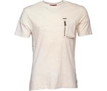 Herren Fabian T-Shirt Ecru