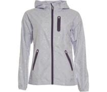 Womens AllSeasonGear Storm Qualifier Woven Jacket Lavender Ice