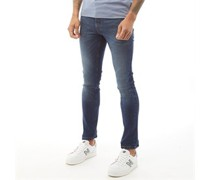 Denim Jeans in Slim Passform Denim
