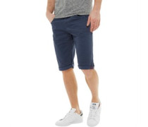 Eastly Denim Shorts Blau