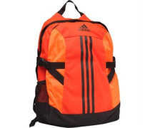 Herren 3 Stripe Power 2 Rücksack Orange