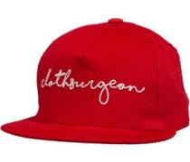 X Clothsurgeon Script Mütze Rot