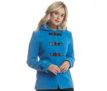 Damen Marian Duffle Jacke Blau