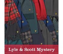 Herren Mystery Shop Schal Lucky Dip Farbe und Stil