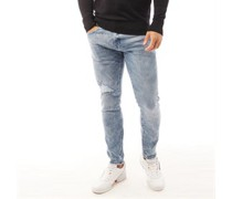 Flinton Jeans in Slim Passform Stonewash