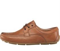 Herren Harvest Schuhe Hellbraun