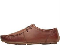 Herren Land Schuhe Waxy Tan