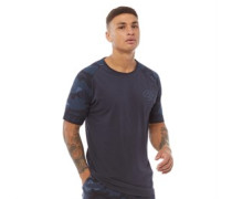 Bricktown Camo T-Shirt Navy