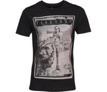 Herren Axel T-Shirt Jet Black