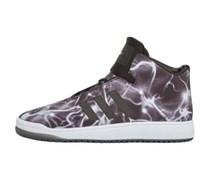 adidas Originals Herren Veritas Mid ning Hi-s Sneakers Schwarz