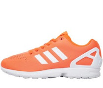Herren ZX Flux EM Sneakers Orange/Rot