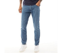 Larston Jeans in Slim Passform Denim