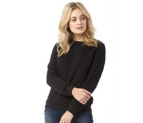 Damen Duke Sweatshirt Schwarz