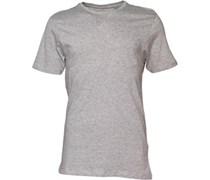 Herren Arkham T-Shirt Graumeliert