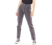 501 Jeans mit geradem Bein Verwaschenes