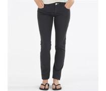 adidas Neo Damen Skinny Jeans Dunkelgrau