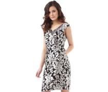 Hazle Embellished Tulip Shape Dress Black