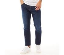 Native 407 Jeans mit geradem Bein Denim