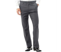Herren Stretch With Xtenda Waist Hose Anthrazit